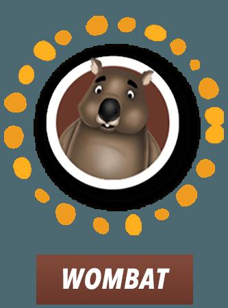 Wombat type