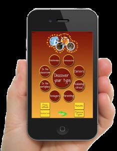 Accessing mobile app