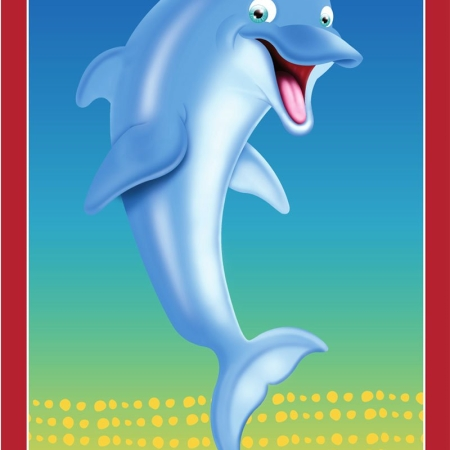 Entry Level Dolphin Certificates: pack of 25