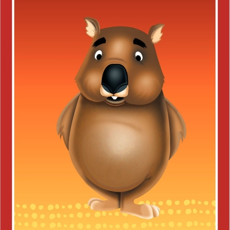 Entry Level Wombat Certificates: pack of 25